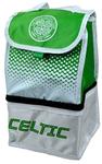 "Celtic - Club Crest & Text ""CELTIC"" Fade Design Lunch Bag"
