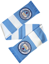 Manchester City - Club Crest & Colours Bar Scarf Cover