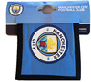 Manchester City - Club Crest Money Wallet Cover