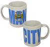 Manchester City - Bold Wordmark 11oz Mug
