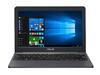 ASUS - Value Celeleron N3350 2GB RAM 32GB eMMC Win10 Home 14 inch Notebook - Grey