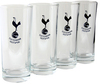 Tottenham Hotspur - High Ball Glass (Pack of 4)