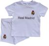 Real Madrid - Shirt + Shorts Set (9-12 Months)