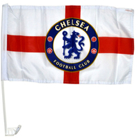 Chelsea - Club Country Car Flag - Cover