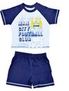 Manchester City - Boys Shorts Pyjama (7-8 Years)