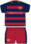 FC Barcelona - Shirt + Shorts Set (9-12 Months)