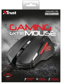 Trust - GXT 111 Gaming USB Mouse