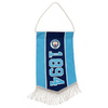 Manchester City - Club Crest & Year Established Mini Pennant