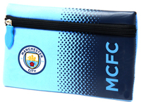 Manchester City - Fade Flat Pencil Case - Cover