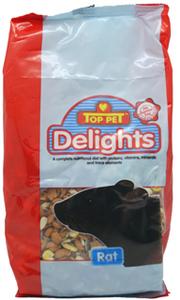 Aviplus - Rat Delights (1kg) - Cover