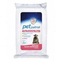 Petpatrol - Dog Grooming Wipes (Pack of 10) - Cover