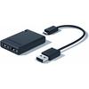 3Dconnexion - Dual Port USB Hub - Micro Compact Size