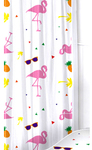 Flamingo Curtains (72 Inch)