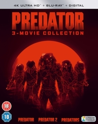 Predator Trilogy (Blu-ray) - Cover