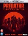 Predator Trilogy (Blu-ray)