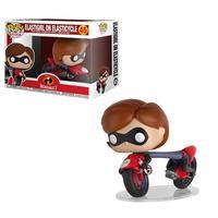 Funko Pop! Rides - Incredibles 2 - Elastigirl On Elasticycle - Cover