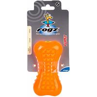 Rogz - Yumz Small 88mm Treat Dog Toy (Orange)