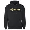 Magic The Gathering - Honor Men's Black Hoodie (X-Large)