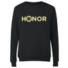 Magic The Gathering - Honor Women's Black Sweatshirt (Small)
