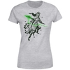 Magic The Gathering - Nissa Character Art Women's Grey T-Shirt (Large)