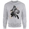 Magic The Gathering - Gideon Character Art Men's Grey Sweatshirt (Large)