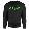 Magic The Gathering - Grow Men's Black Sweatshirt (Medium)