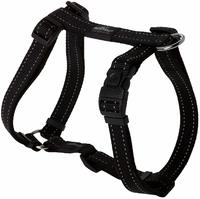 Rogz - Utility Extra Large 25mm Lumberjack Dog H-Harness (Black Reflective) - Cover