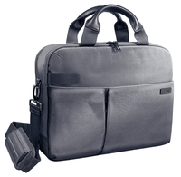 Leitz Complete 13.3 Inch Notebook Smart Traveler Bag - Silver