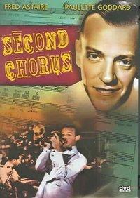Second Chorus (Region 1 DVD) - Cover