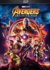 Avengers: Infinity War (Region 1 DVD)