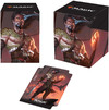 Ultra Pro - PRO 100+ Deck Boxes for Magic: The Gathering - M19 Sarkhan, Fireblood
