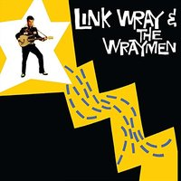 Link Wray - Link Wray & the Wraymen (CD) - Cover