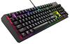 Cooler Master CK550 RGB Gaming Keyboard - RGB Lighting - Gateron Red Switch.