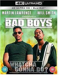 Bad Boys (4K Ultra HD + Blu-ray) - Cover