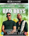 Bad Boys (4K Ultra HD + Blu-ray)