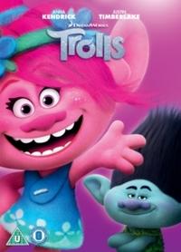Trolls (DVD) - Cover