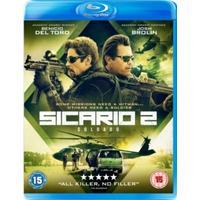 Sicario 2 - Soldado (Blu-ray)