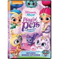 Shimmer and Shine: Playful Pets of Zahramay Falls (DVD)