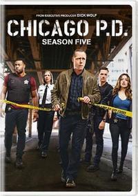 Chicago P.D. - Season 5 (DVD) - Cover