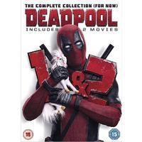Deadpool 1 & 2 - Boxset (DVD)