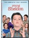 Young Sheldon - Season 1 (DVD) Cover