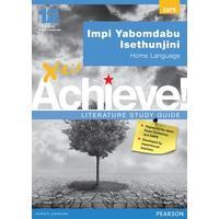 X-Kit Achieve! Impi Yabomdabu Isethunjini: IsiZulu Home Language: Grade 12: Study Guide - L. Mjiyako (Paperback)