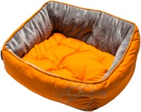 Rogz - Lapz Luna Podz Extra Small (Orange Paw Design on Orange) - Cover