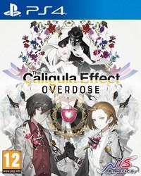 The Caligula Effect: Overdose (PS4) - Cover