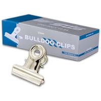 SDS - Bulldog Clips 22mm (Pack of 12)