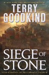 Siege of Stone - Terry Goodkind (Hardcover)
