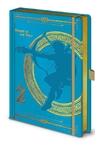 Legend of Zelda - Breath of the Wild Premium A5 Notebook