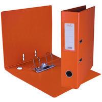 Treeline - A4 Lever Arch File PVC (Orange)
