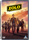Solo: A Star Wars Story (DVD) Cover