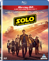 Solo: A Star Wars Story (3D Blu-ray) Cover